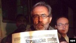 Slavko Ćuruvija ubijen je 11. aprila 1999. godine