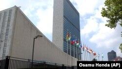 Здание штаб-квартиры ООН в Нью-Йорке (иллюстративное фото)