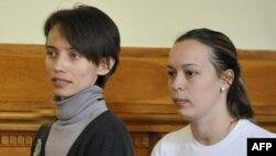 Дело Ирины Беленькой (слева) вызвало большой резонанс