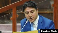 عبدالقادر زازی وطندوست منشی ولسی افغانستان