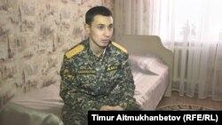 Эльдар Шолохов, выпускник Дома юношества «Жас урпак». Павлодар, 21 декабря 2016 года.