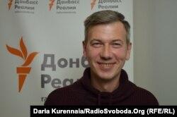 Шеф-редактор видання «Ділова столиця» Віталій Пирович