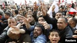 Антиправительственные акции в Египте