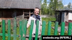 Спадар Юры апавёў, што да прытулку жыў два гады ў лесе