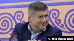 Главный тренер Сборной России по вольной борьбе Дзамболат Тедеев