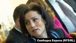 Desislava Taneva, Misnister of agriculture, Bulgaria