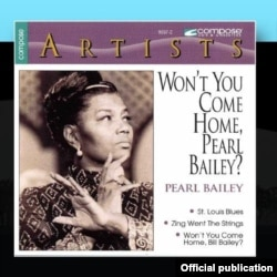 US - Christmas, Pearl Bayley, CD cover