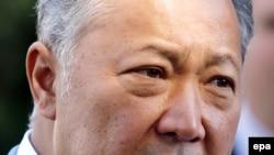 Қурмонбек Боқиев, президенти Қирғизистон