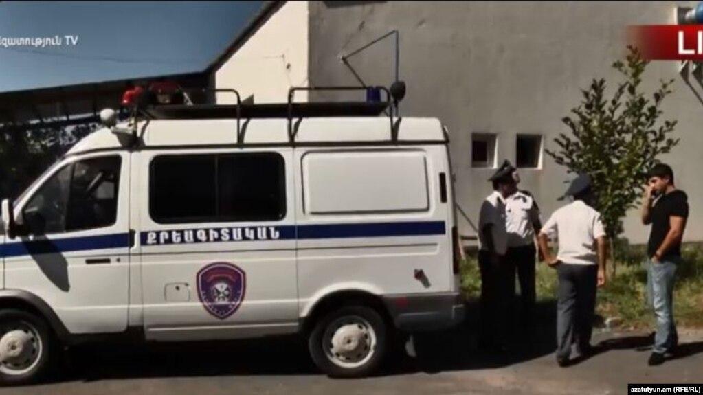 Взрыв в медцентре «Сурб Григор Лусаворич», есть один погибший