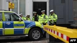 آرشیف، نیروهای پولیس لندن در غرب این شهر