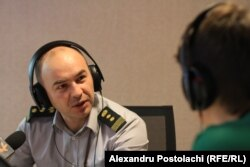 Roman Ceban în discuție cu Liliana Barbăroșie