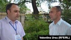 Viorel Furdui și Gheorghe Raileanu intervievați de Europa Liberă