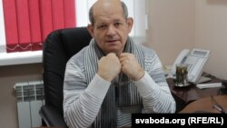 """Галоўны рэдактар """"Газеты Слонімскай"""" Віктар Валадашчук"""