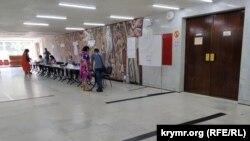 Голосування щодо поправок до Конституції Росії, Керч 1 липня 2020 року