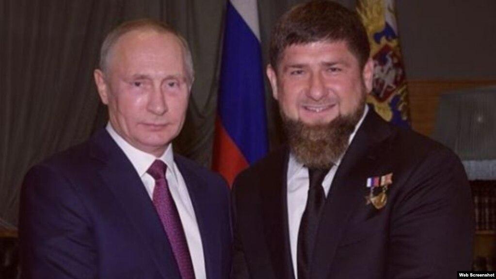 Путин выполнил просьбу Кадырова, передав Чечне нефтяную компанию