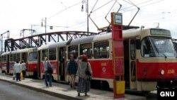 Тошкентга икки йил аввал 20та чех трамвайи сотиб олинган.