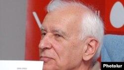 Директор программ кинофестиваля «Золотой абрикос» Микаэл Стамболцян