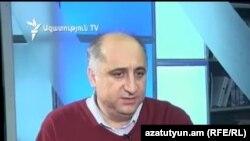 Կրթության փորձագետ Սերոբ Խաչատրյան