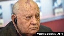 Поранешниот советски лидер Михаил Горбачов