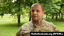 Петро Моругін, офіцер батальйону «Айдар»