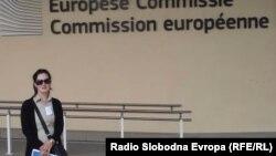 Sejdefa Šoto-Koprdža u posjeti Briselu
