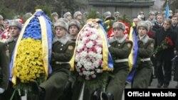 Заходи з нагоди Дня Героїв Крут. 29 січня 2009 року