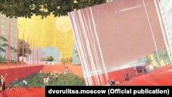 "Визуализации проекта ""Дворулица"""