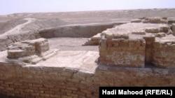 موقع تل دهليز الأثري في الرميثة