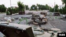Андижан 14 мая 2005 года