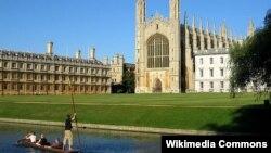 Університет Кембріджа, Великобританія