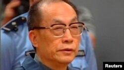 Колишній міністр залізниць Лю Чжицзюнь