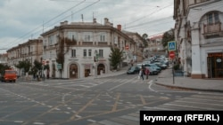 Прогулянка Севастополем: Велика Морська вулиця перед реконструкцією (фотогалерея)