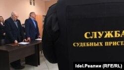 Николай Максимов в Вахитовском райсуде Казани