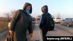 Вибратися з Криму через Чонгар