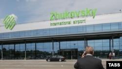 Терминал международного аэропорта Жуковский под Москвой.