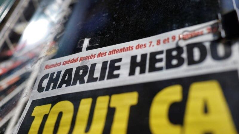 """Нападение близо до редакцията на """"Шарли ебдо"""" в Париж. Четирима са ранени, нападателят е задържан"""