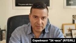"""Главният редактор на в. """"168 часа"""" и дългогодишен криминален репортер на в. """"24 часа"""" Слави Ангелов"""