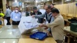 Hard-Line Conservatives Lead In Iranian Parliamentary Elections video grab 1