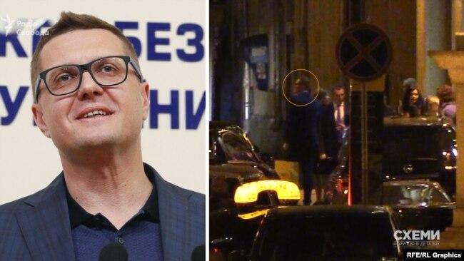 Наприкінці 2019 року «Схеми» зафіксували, як голова СБУ Іван Баканов, близький товариш Володимира Зеленського, відвідував день народження Григорія Суркіса