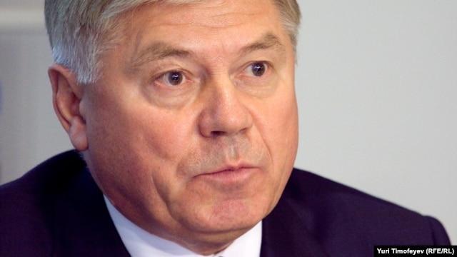 Supreme Court Chairman Vyacheslav Lebedev (file photo)