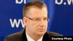 Dirk Schuebel, head of the EU delegation to Moldova