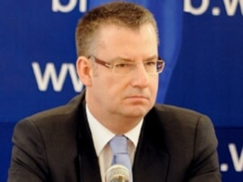 Dirk Schuebel, head of the EU delegation to Moldova
