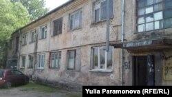 Маневренный жилой фонд на Судостроительной