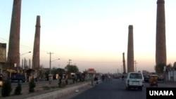 Pamje nga Herati