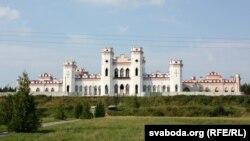 Палац Пуслоўскіх каля Косава