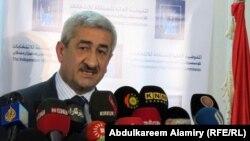 سربست اميدي رئيس المفوضية العليا المستقلة للانتخابات في العراق