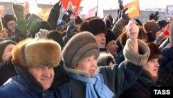 Пенсионеры в России становятся активными участниками общественной жизни