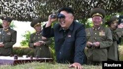 کره شمالی میگوید که رهبر این کشور بر آزمایش موتور جدید نظارت داشته است.