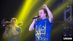 Український музикант, лідер гурту «ТІК» Віктор Бронюк