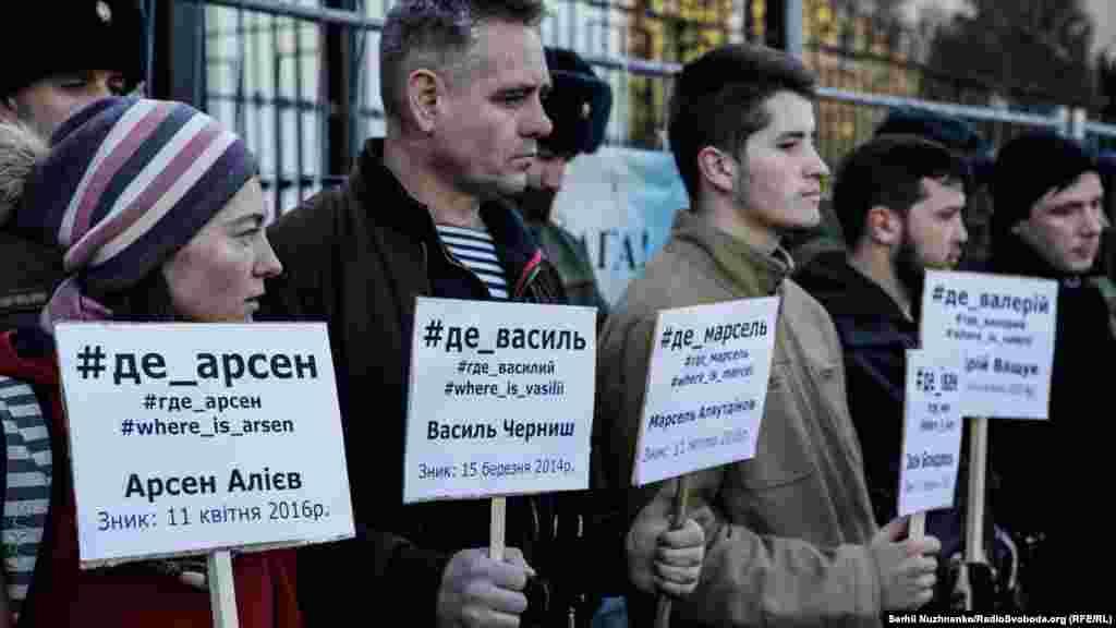 Більшість зниклих безвісти в Криму – це кримські татари